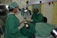 operacja okulistyczna